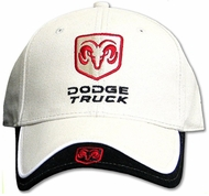 Dodge Truck Hat - Embroidered Cap