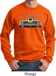 Dodge Yellow Plymouth Roadrunner Sweatshirt