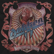 Dokken Back Attack Shirts