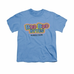 Double Bubble Shirt Kids Boo Boo Carolina Blue T-Shirt