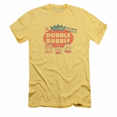 Double Bubble Shirt Slim Fit One Cent Banana T-Shirt