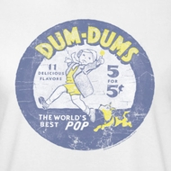 Dum Dums 5 For 5 Cents Shirts