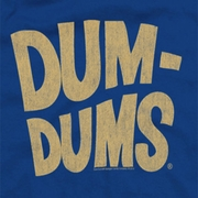 Dum Dums Distressed Logo Shirts