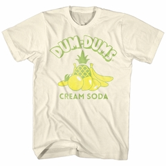 Dum Dums Shirt Cream Soda Natural T-Shirt
