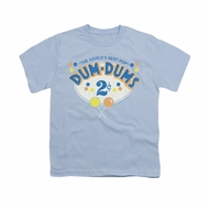 Dum Dums Shirt Kids 2 Cents Light Blue T-Shirt