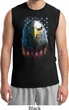 Eagle Stare Mens Muscle Shirt
