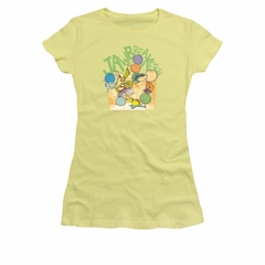 Ed, Edd N Eddy Shirt Juniors Jawbreakers Banana Tee T-Shirt