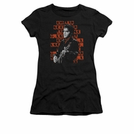 Elvis Juniors T-shirt - 1968 Black Tee