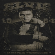 Elvis Presley 1954 distressed Shirts