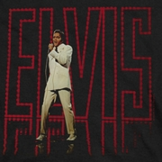 Elvis Presley 68 Album Shirts