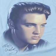 Elvis Presley Big Portrait Shirts