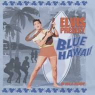 Elvis Presley Blue Hawaii Poster Shirts