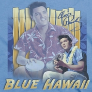 Elvis Presley Blue Hawaii Shirts