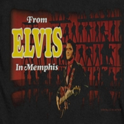 Elvis Presley From Memphis Shirts