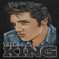 Elvis Presley Graphic Shirts