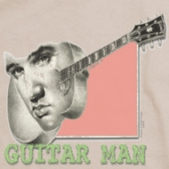 Elvis Presley Guitar Man Shirts