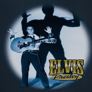 Elvis Presley Hands Up Shirts