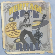 Elvis Presley Heritage Of Rock Poster Shirts