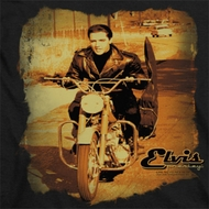 Elvis Presley Hit The Road Shirts