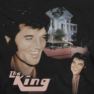 Elvis Presley Home Sweet Home Shirts