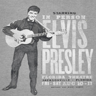 Elvis Presley In Person Shirts