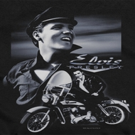 Elvis Presley Motorcycle Shirts