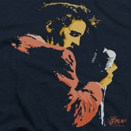 Elvis Presley Quick Paint Shirts