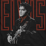 Elvis Presley Red Guitarman Shirts
