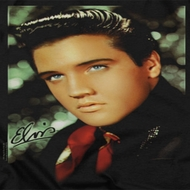 Elvis Presley Red Scarf Shirts