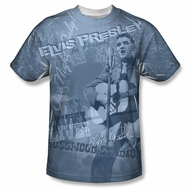 Elvis Presley Shirt Crowd Pleaser Sublimation Shirt
