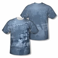 Elvis Presley Shirt Crowd Pleaser Sublimation Shirt Front/Back Print