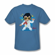 Elvis Presley Shirt Jumpsuit Carolina Blue T-Shirt