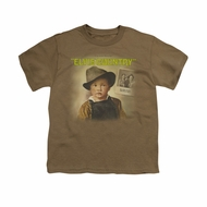 Elvis Presley Shirt Kids Country Safari Green T-Shirt