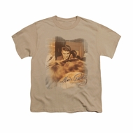 Elvis Presley Shirt Kids One At A Time Sand T-Shirt
