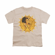Elvis Presley Shirt Kids Sundial White T-Shirt