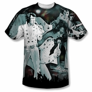 Elvis Presley Shirt Now Playing Sublimation Shirt