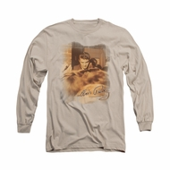 Elvis Presley Shirt One At A Time Long Sleeve Sand Tee T-Shirt