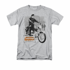 Elvis Presley Shirt Roustabout Athletic Heather T-Shirt