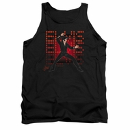Elvis Presley Shirt Tank Top 69 Anime Black Tanktop