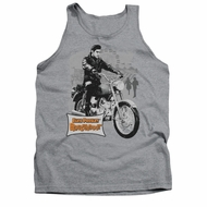 Elvis Presley Shirt Tank Top Roustabout Athletic Heather Tanktop