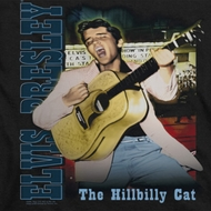 Elvis Presley The Hillbilly Cat Shirts