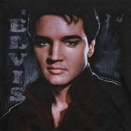 Elvis Presley Tough Poster Shirts