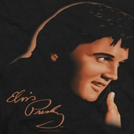 Elvis Presley Warm Portrait Shirts
