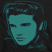 Elvis Presley Young Dots Shirts