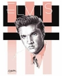 Elvis Shirt Retro 50s Classic Rock White Tee T-Shirt