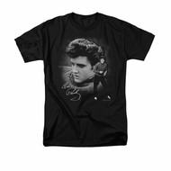 Elvis T-shirt - Classic Rock King Sweater Classic Rock n Roll - Black