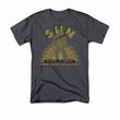Elvis T-shirt - Original Son - Charcoal
