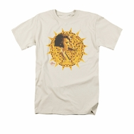 Elvis T-shirt - Sundial Retro Classic - Cream Color