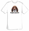 English Spaniel T-shirt I'm a Proud Owner of a English Spaniel Tee