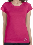 Enso Bottom Print Ladies Yoga Shirts
